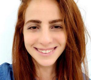 Maya Levhar M.Sc. student,Israel