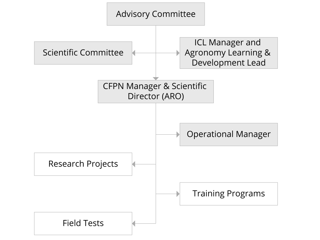 CFPN Organization Structure